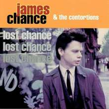 James Chance & The Contortions: Lost Chance, CD