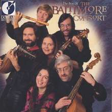 The Baltimore Consort - Best of, CD