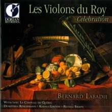 Les Violons du Roy - Celebration, CD