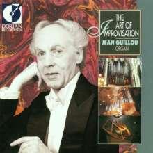 Jean Guillou - The Art of Improvisation, CD