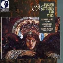 Julianne Baird - Engl.Mad Songs & Ayres, CD