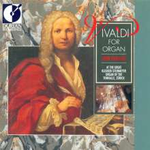 Jean Guillou - Vivaldi for Organ, CD