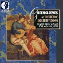 Julianne Baird singt englische Lautenlieder, CD
