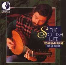 Ronn McFarlane - The Scottish Lute, CD