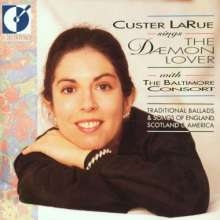 Custer LaRue - The Demon Lover, CD
