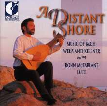 Ronn McFarlane - A Distant Shore, CD
