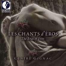 Claire Gignac - Le Chants d'Eros, CD