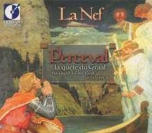 Perceval - La quete du Graal Vol.2, CD