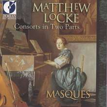 Matthew Locke (1622-1677): Consortmusik, CD