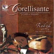 Arcangelo Corelli (1653-1713): Triosonaten op.3 Nr.8 & 12;op.4 Nr.6 & 10, CD