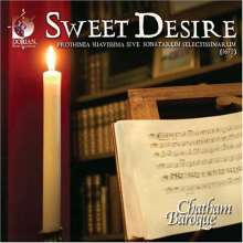 Chatham Baroque - Sweet Desire, CD