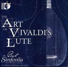 Antonio Vivaldi (1678-1741): Lautenkonzerte RV 93 & 540, CD