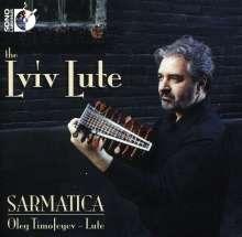 Oleg Timofeyev - The Lviv Lute, CD