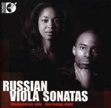 Eliesha Nelson - Russian Viola Sonatas, CD