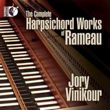 Jean Philippe Rameau (1683-1764): Cembalowerke, 2 CDs