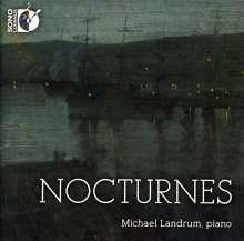 Michael Landrum - Nocturnes, 2 CDs