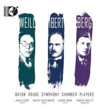 Kurt Weill (1900-1950): Konzert für Violine & Bläser op.12, CD