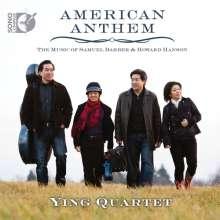Ying Quartet - American Anthem, 1 CD und 1 Blu-ray Audio