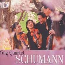 Robert Schumann (1810-1856): Streichquartette Nr.1-3, Blu-ray Audio