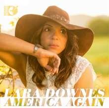 Lara Downes - America Again, CD