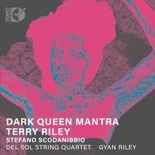 Terry Riley (geb. 1935): Dark Queen Mantra, CD