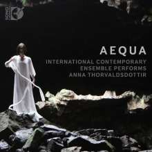 Anna Thorvaldsdottir (geb. 1977): Aequa, 1 CD und 1 Blu-ray Audio