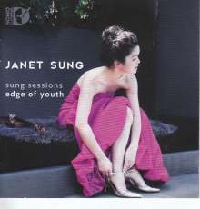 Janet Sung - Sung Sessions / Edge of Youth, CD