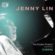 "Jenny Lin - The Etudes Project Vol.1 ""Iceberg"", CD"