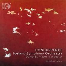 Iceland Symphony Orchestra - Concurrence, 1 CD und 1 Blu-ray Audio