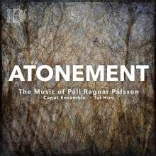 Pall Ragnar Palsson (geb. 1977): Atonement, 1 Blu-ray Audio und 1 CD