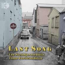 Una Sveinbjarnardottier - Last Song, CD