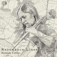 Hannah Collins - Resonance Lines, CD