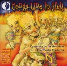 Conga Line in Hell - Lateinamerikanische Musik, CD