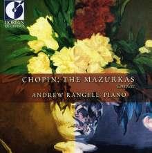 Frederic Chopin (1810-1849): Mazurken Nr.1-51, 2 CDs