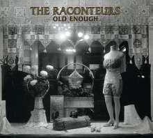 The Raconteurs: Old Enough, Maxi-CD