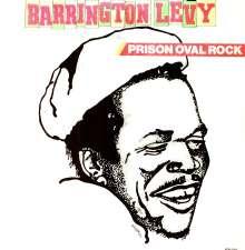 Barrington Levy: Prison Oval Rock, LP