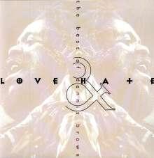 Dennis Brown: Love & Hate (Best Of Dennis Brown), LP