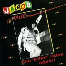 Jacob Miller: Killer Rides Again, LP