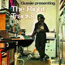 "Augustus ""Gussie"" Clarke: Gussie Presenting: The Right Tracks, 2 CDs"