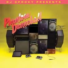DJ Spooky: Presents Phantom Dancehall (Limited-Edition) (Colored Vinyl), LP