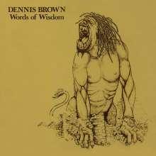 Dennis Brown: Words Of Wisdom, LP