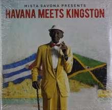 Mista Savona: Havana Meets Kingston, 2 LPs