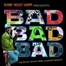 Clive Hunt: Bad Bad Bad (1973 - 1976), CD
