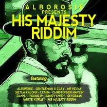Alborosie: His Majesty Riddim, CD
