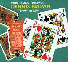 Dennis Brown: King Jammy Presents: Tracks Of Life, LP