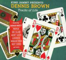 Dennis Brown: Tracks Of Life (King Jammy Presents) (Digipak), CD