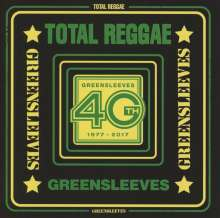 Total Reggae: Greensleeves 40th, 2 CDs