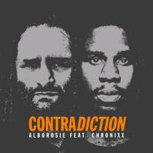 Alborosie: Contradiction (Featuring Chronixx), Single 7""