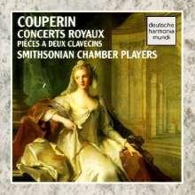 Francois Couperin (1668-1733): Concerts Royaux Nr.1-4, CD