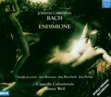 Johann Christian Bach (1735-1782): Endimione, 2 CDs